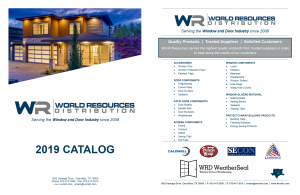 2019 World Resources Catalog Front-Back Cover
